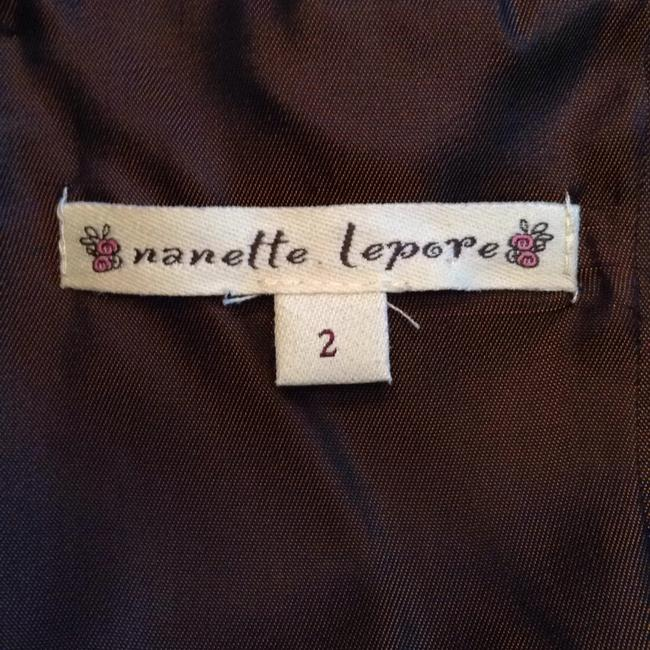 Nanette Lepore Top brown Image 7