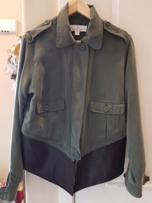 BB Dakota Gucci Nikey Adidas Lululemon Green/black Jacket Image 1