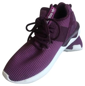 adidas Purple with a white bottom Athletic
