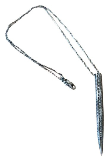 Other Pave diamond and oxidized silver 2