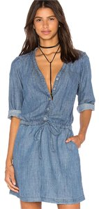 Michael Stars short dress blue on Tradesy