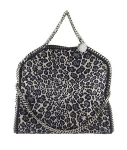 Stella McCartney Stella Animal Print Shoulder Bag