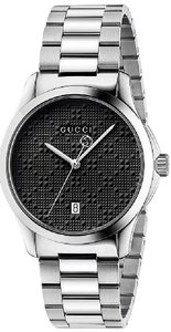 Gucci Gucci G-Timeless Stainless Steel Mens Watch YA126460