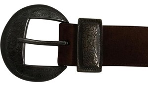 Streets Ahead- Santa Monica, CA Streets Ahead Whiskey Suede Belt
