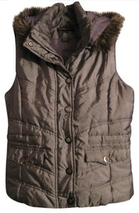 New York & Company Satin Finish Vest