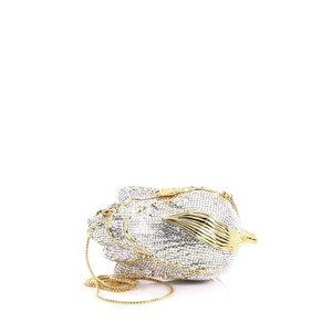Judith Leiber Crystal Shoulder Bag