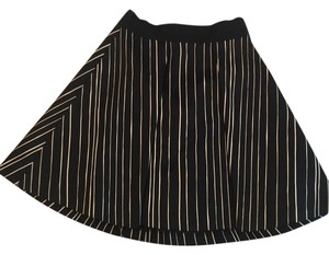 Alice + Olivia Skirt Black/Cream