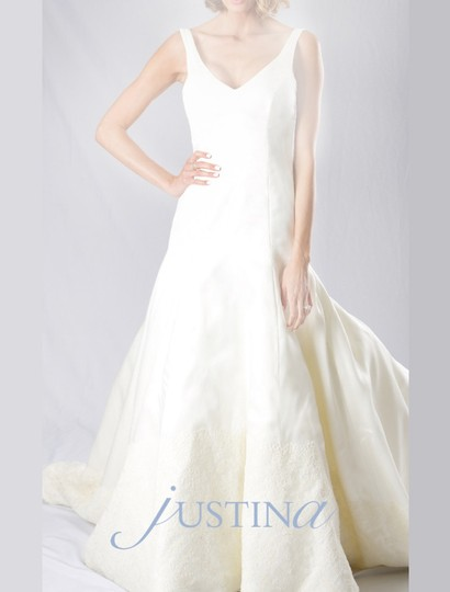 Preload https://img-static.tradesy.com/item/20767576/light-ivory-italian-silk-stain-faced-organza-and-french-lace-olivia-formal-wedding-dress-size-8-m-0-0-540-540.jpg