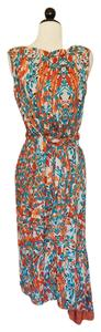 Costello Tagliapietra short dress Multi Asymmetrical Floral on Tradesy
