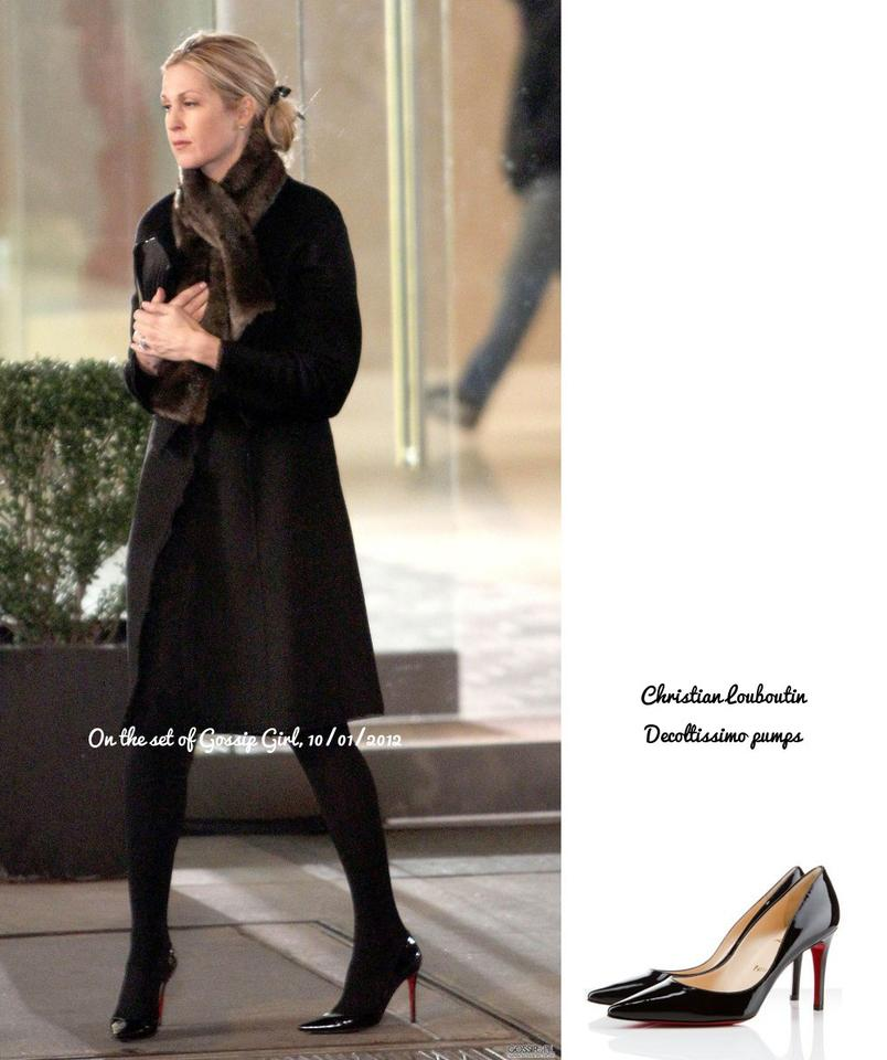Christian Louboutin Beige New Decoltissimo 37 7 5 Pumps Size Us 7 38 Off Retail