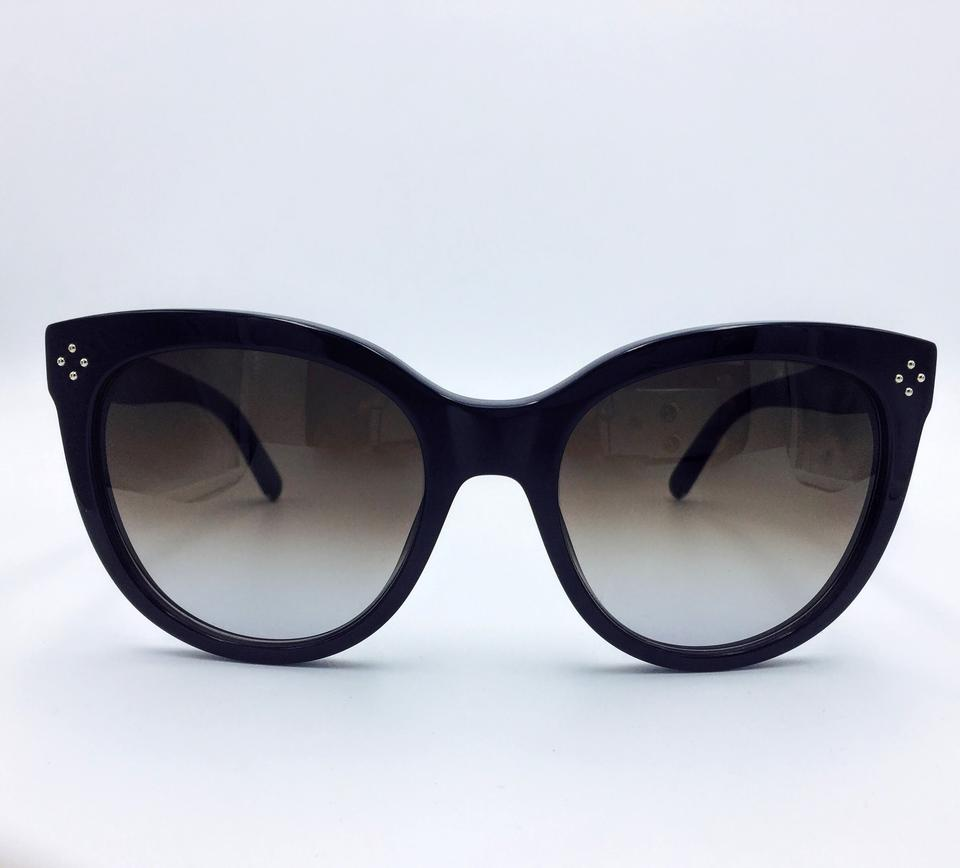 f31adeac35 Chloé Black Cat Eye Boxwood Ce705s 001 Sunglasses 65% off retail
