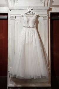 Mark Zunino A-line Wedding Dress