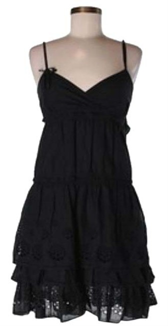 Preload https://img-static.tradesy.com/item/20767817/juicy-couture-black-eyelet-from-saks-super-cute-short-casual-dress-size-6-s-0-1-650-650.jpg