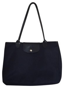 Longchamp navy Diaper Bag