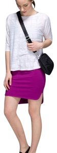 Lululemon Mini Skirt Royal plum