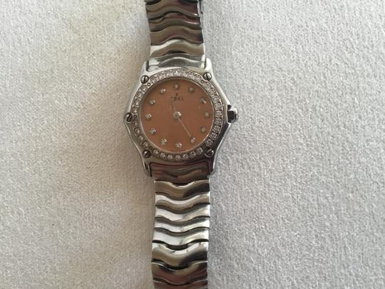 Ebel Stainless Steel Diamond Image 6