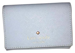 Kate Spade Wristlet in anthracite blue