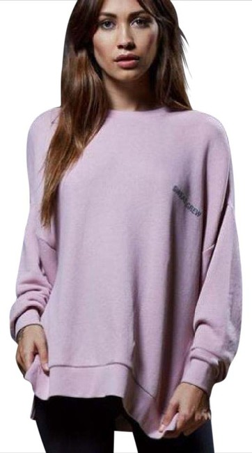 Preload https://img-static.tradesy.com/item/20768164/light-pinn-oversized-sweaterpullover-size-10-m-0-1-650-650.jpg