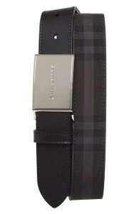 Burberry Burberry Charles Black Belt size 34