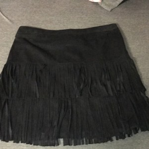 Hollister Mini Skirt black
