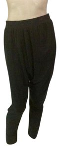 BCBGMAXAZRIA Baggy Pants Black