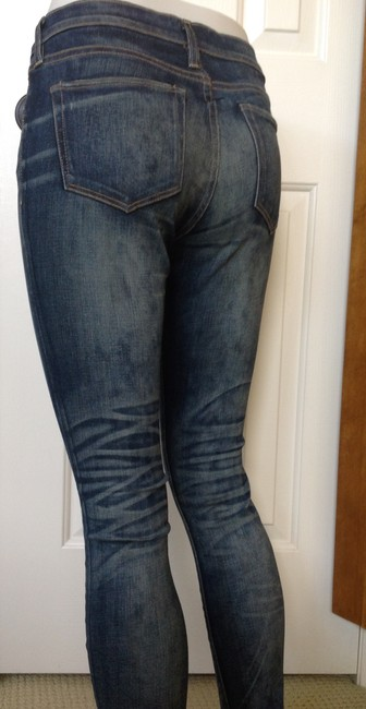 Simon Miller Skinny Jeans-Distressed Image 1