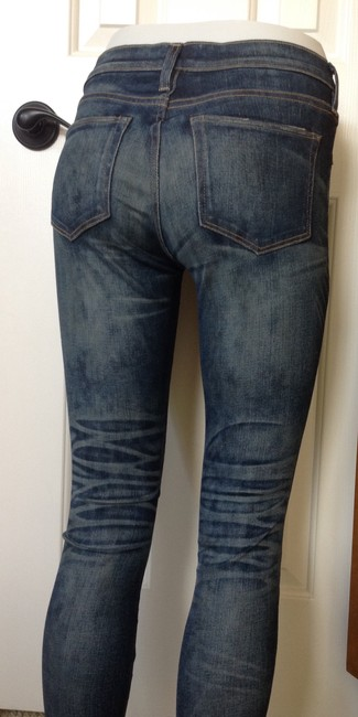Simon Miller Skinny Jeans-Distressed Image 3