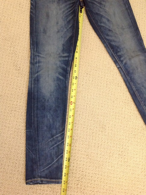 Simon Miller Skinny Jeans-Distressed Image 9