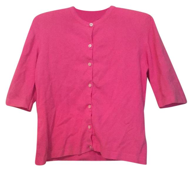 Preload https://img-static.tradesy.com/item/20768466/lilly-pulitzer-pink-cardigan-size-8-m-0-1-650-650.jpg