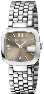 Gucci Guci G-Gucci Stainless Steel Ladies Watch YA125410