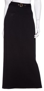 St. John Maxi Skirt Black