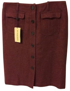 Burberry London Skirt Red