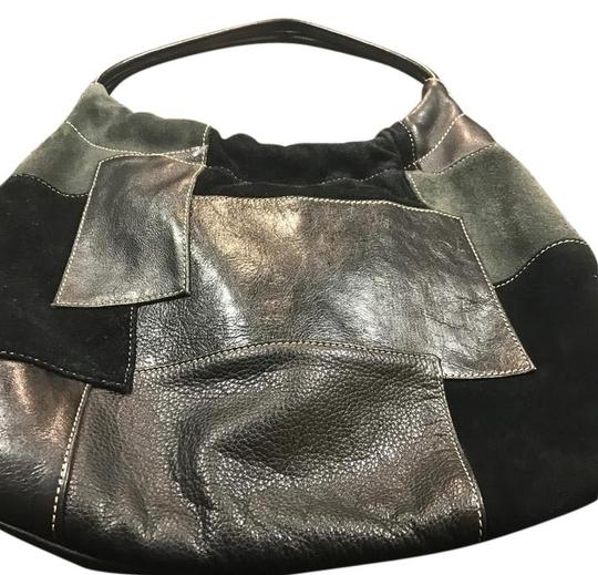 Franco Sarto Beautiful leather hand bag with various leather detailed Image 1