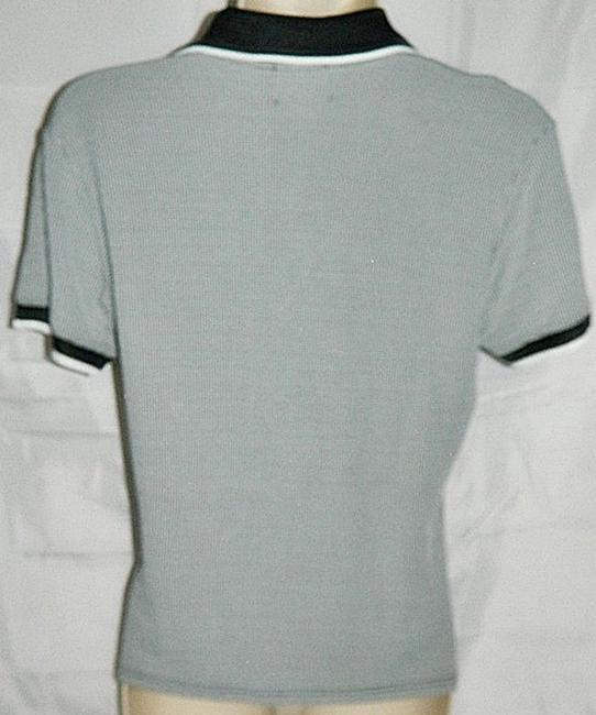 A-Line By Anne Klein Polo Shirt Shirt Sweater Image 3