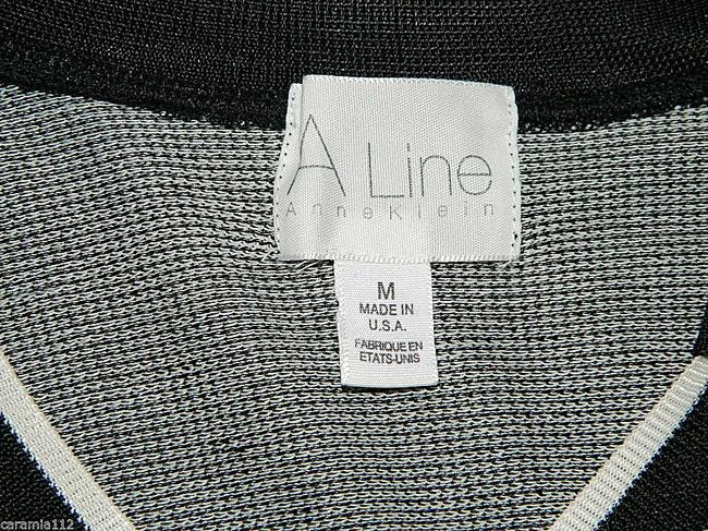 A-Line By Anne Klein Polo Shirt Shirt Sweater Image 5