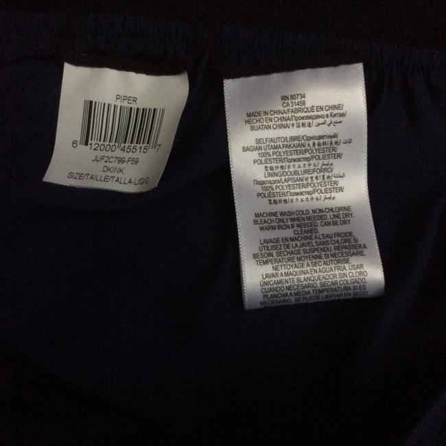 BCBGMAXAZRIA Relaxed Pants Blue Image 4