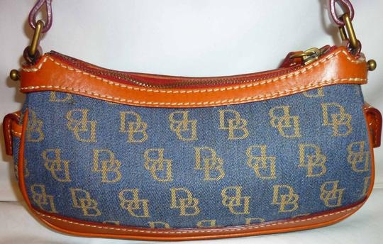 Dooney & Bourke Refurbished Monogram Jacquard Small Shoulder Bag Image 2