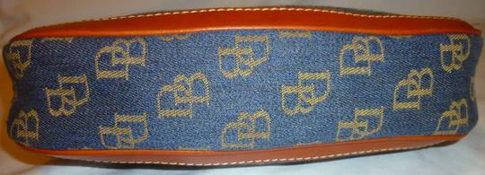 Dooney & Bourke Refurbished Monogram Jacquard Small Shoulder Bag Image 7