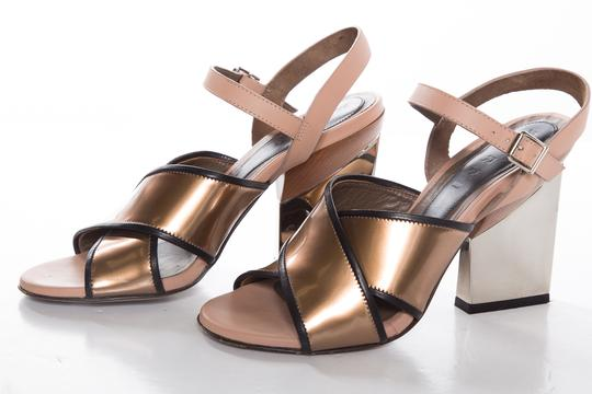 Marni Bronze Sandals Image 2