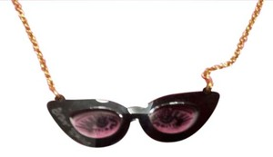 Betsey Johnson Betsey Johnson Cat Eyes Glasses