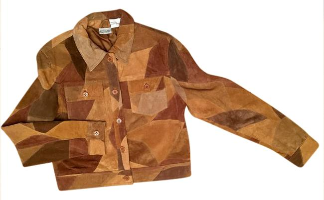 Preload https://img-static.tradesy.com/item/20769185/newport-news-multi-golds-and-browns-jacket-size-4-s-0-1-650-650.jpg
