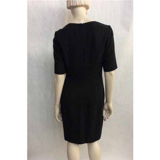 0d044cf94 Ted Baker Black Knee Length Night Out Dress Size 4 (S) - Tradesy