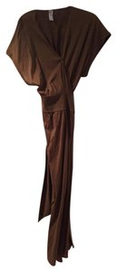 chocolate Brown Maxi Dress by Eres