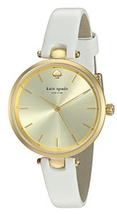 Kate Spade Kate Spade Holland White Leather Ladies Watch KSW1117