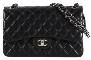 Chanel Ch.k1222.05 Quilted Silver Shw Shoulder Bag