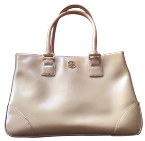 Tory Burch Satchel in Cream