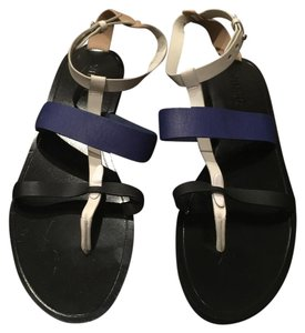 Vince Gladiator Summer Capsule Wardrobe Staple Multicolored Sandals