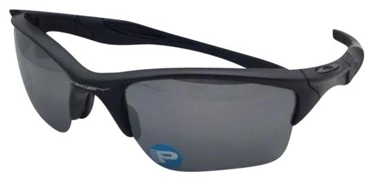 Preload https://img-static.tradesy.com/item/20769343/oakley-polarized-half-jacket-20-xl-oo9154-46-matte-black-w-black-iridium-sunglasses-0-1-540-540.jpg