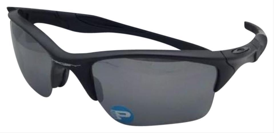49a865e61df Oakley Polarized OAKLEY Sunglasses HALF JACKET 2.0 XL OO9154-46 Matte Black  Image 0 ...