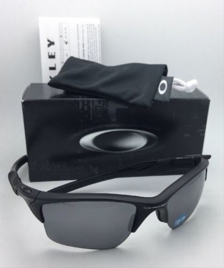 Oakley Polarized OAKLEY Sunglasses HALF JACKET 2.0 XL OO9154-46 Matte Black Image 1